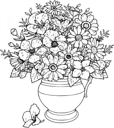 Dudi dan Vas Bunga Ibu