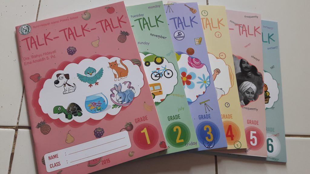 Buku Bahasa Inggris Semester genap